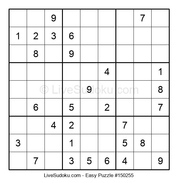 Beginners Puzzle #150255