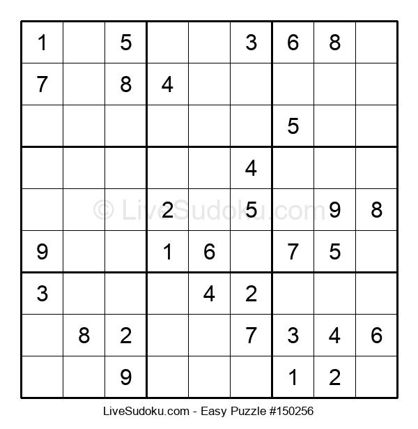 Beginners Puzzle #150256