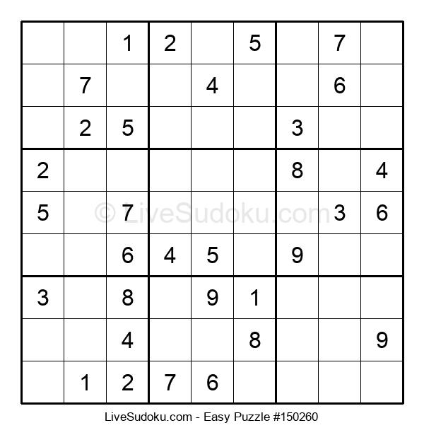 Beginners Puzzle #150260