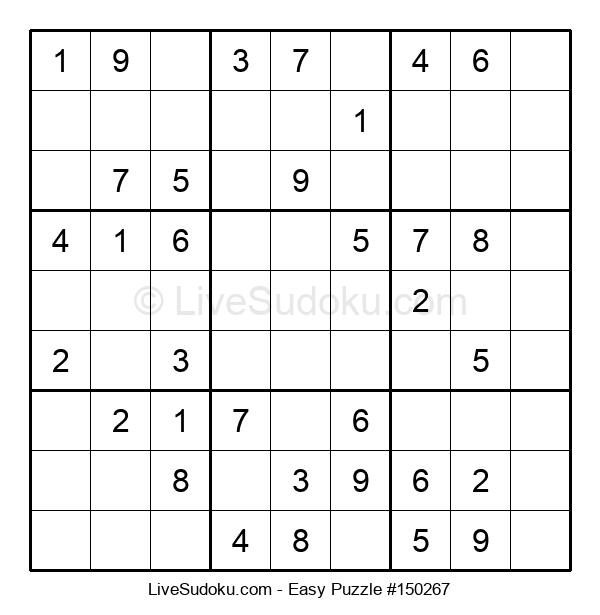 Beginners Puzzle #150267