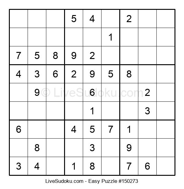 Beginners Puzzle #150273