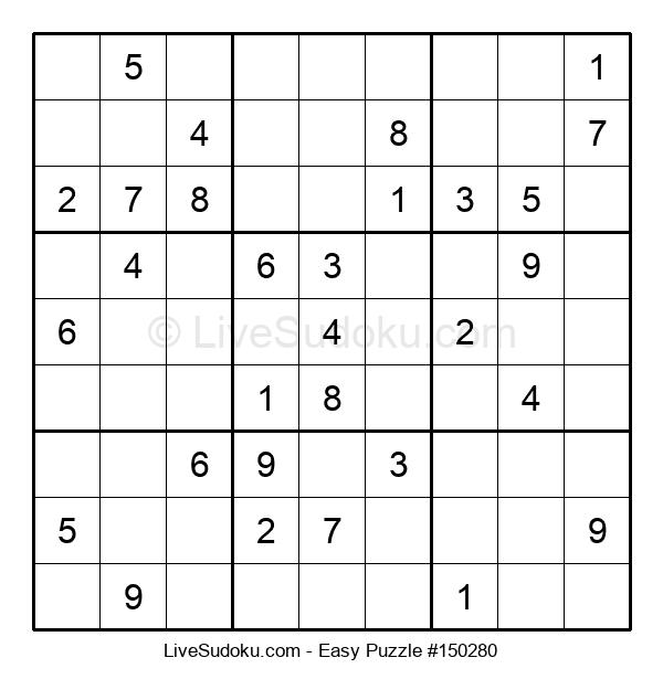 Beginners Puzzle #150280