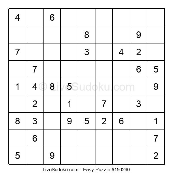 Beginners Puzzle #150290