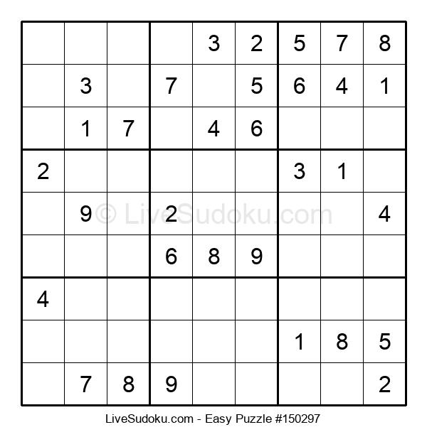Beginners Puzzle #150297
