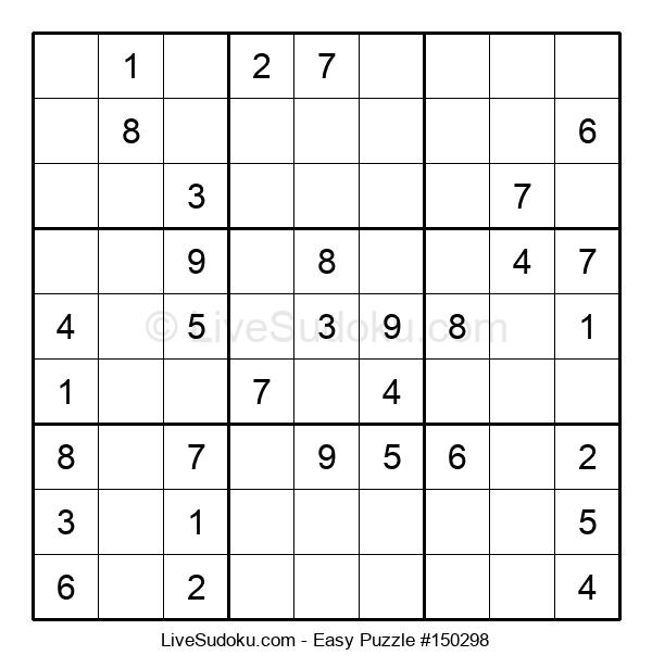 Beginners Puzzle #150298
