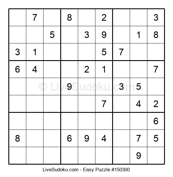 Beginners Puzzle #150300