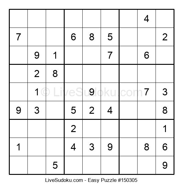 Beginners Puzzle #150305