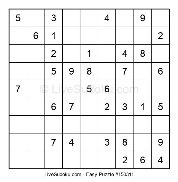 Beginners Puzzle #150311