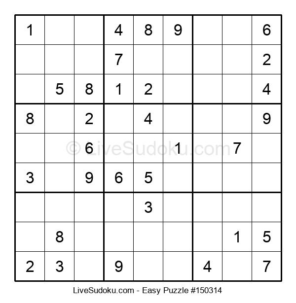 Beginners Puzzle #150314