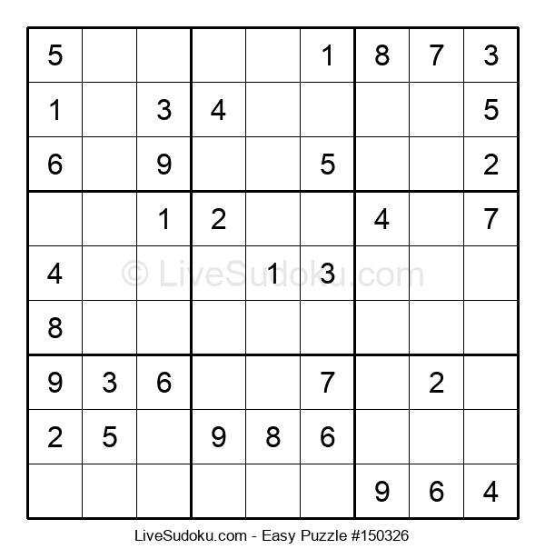Beginners Puzzle #150326