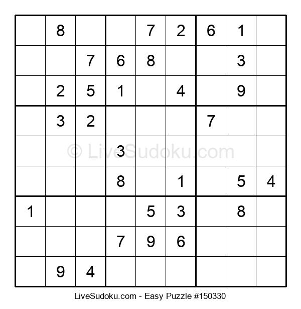 Beginners Puzzle #150330