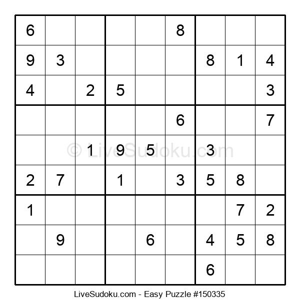 Beginners Puzzle #150335