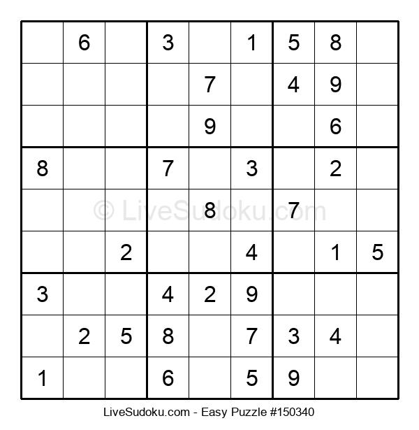 Beginners Puzzle #150340