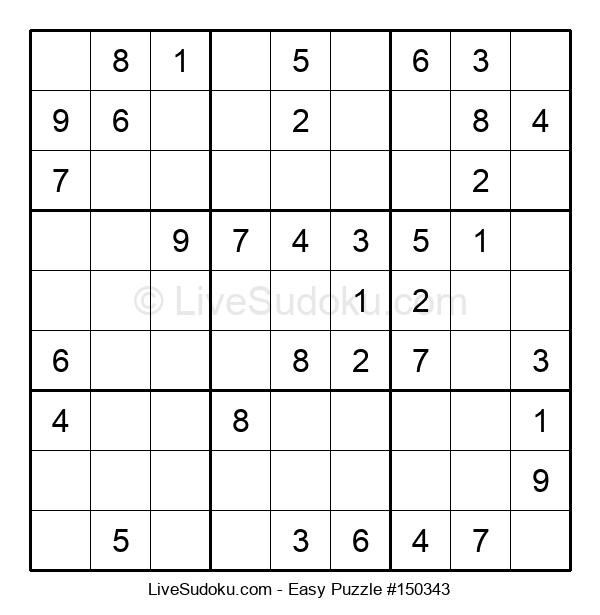 Beginners Puzzle #150343