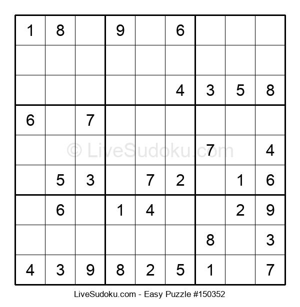 Beginners Puzzle #150352