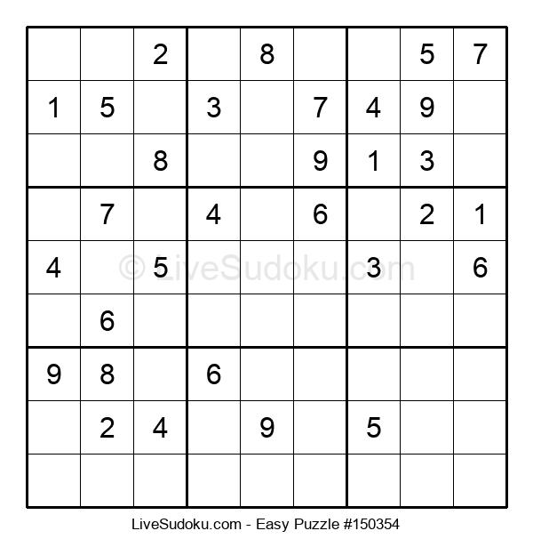 Beginners Puzzle #150354