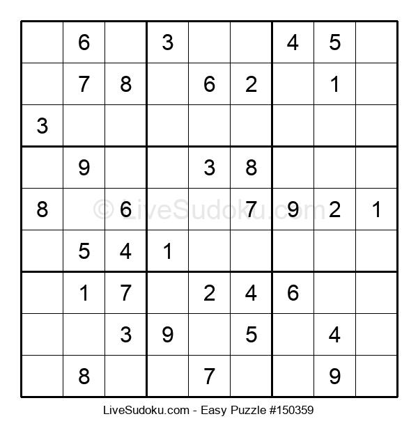 Beginners Puzzle #150359