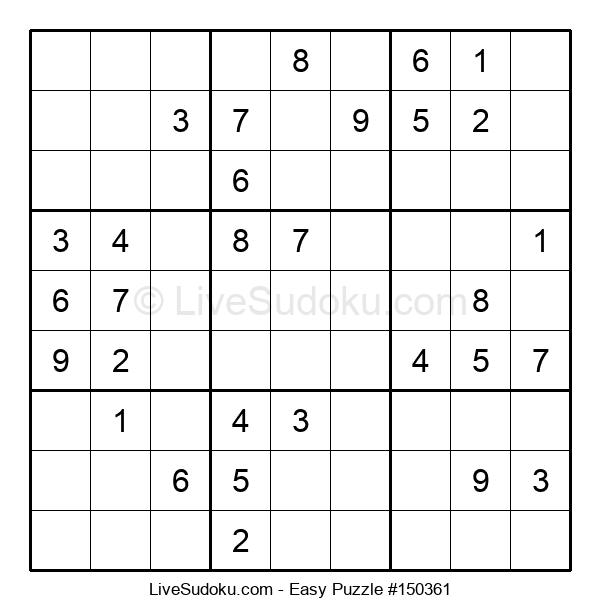 Beginners Puzzle #150361