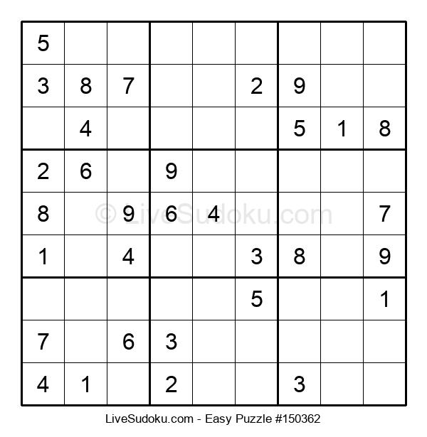 Beginners Puzzle #150362