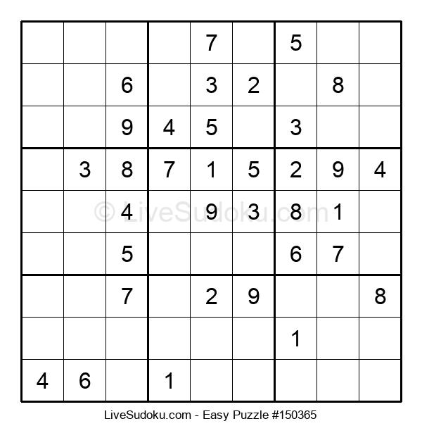 Beginners Puzzle #150365
