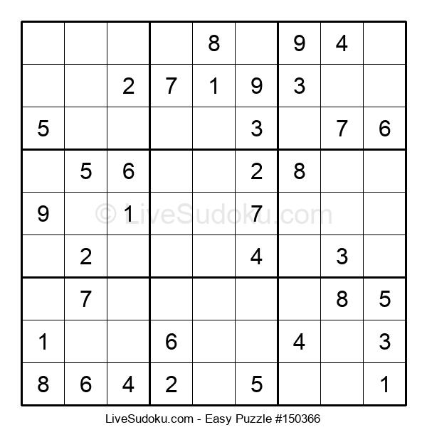 Beginners Puzzle #150366