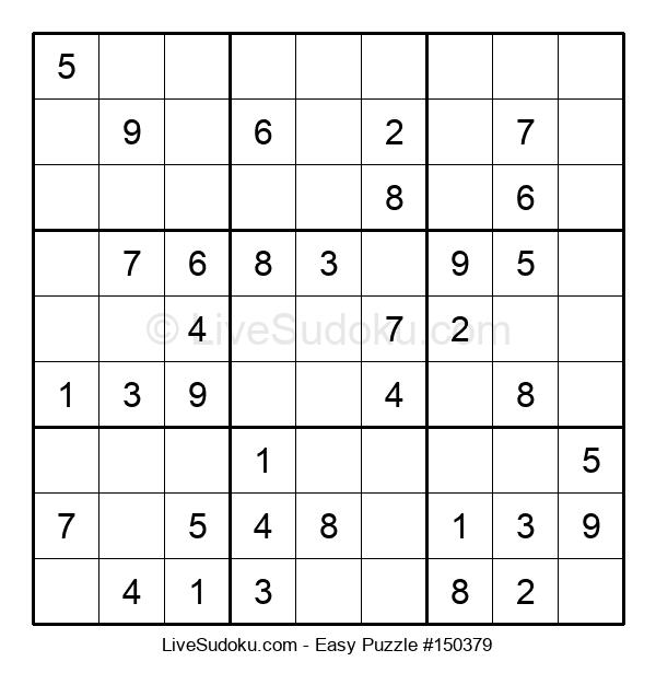 Beginners Puzzle #150379