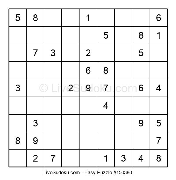 Beginners Puzzle #150380