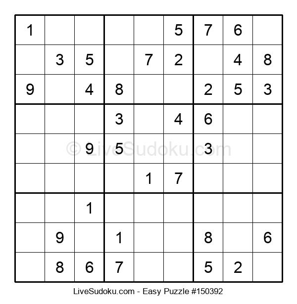 Beginners Puzzle #150392