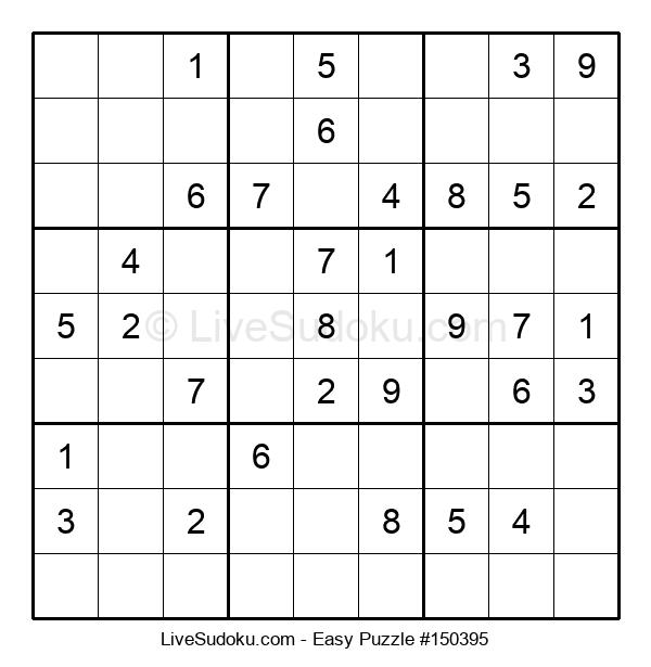 Beginners Puzzle #150395