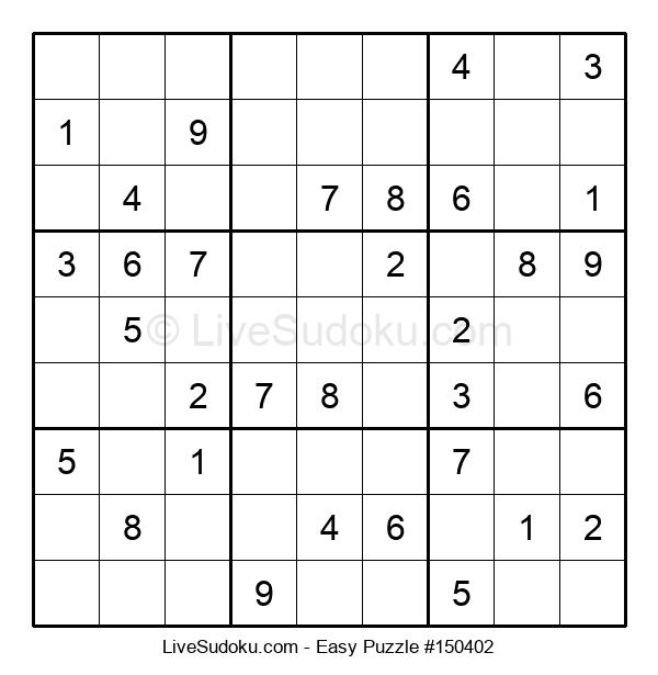 Beginners Puzzle #150402