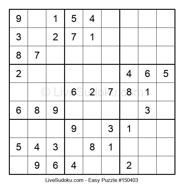 Beginners Puzzle #150403