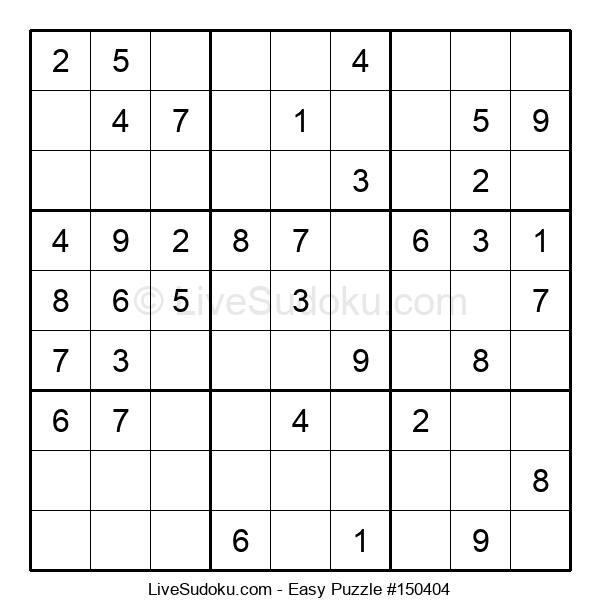 Beginners Puzzle #150404