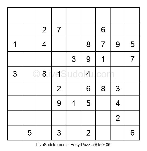Beginners Puzzle #150406