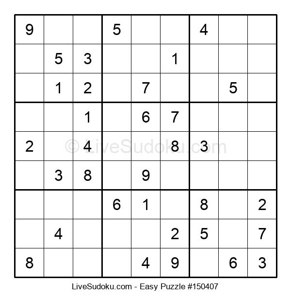Beginners Puzzle #150407