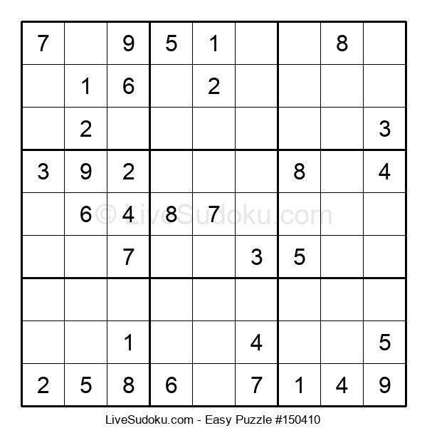 Beginners Puzzle #150410