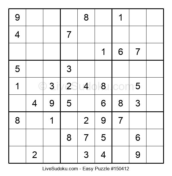Beginners Puzzle #150412