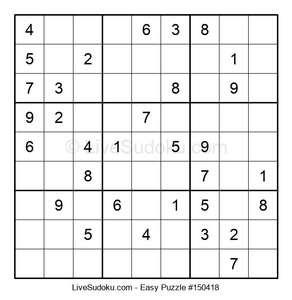Beginners Puzzle #150418