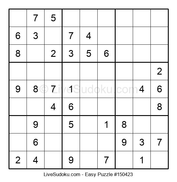 Beginners Puzzle #150423