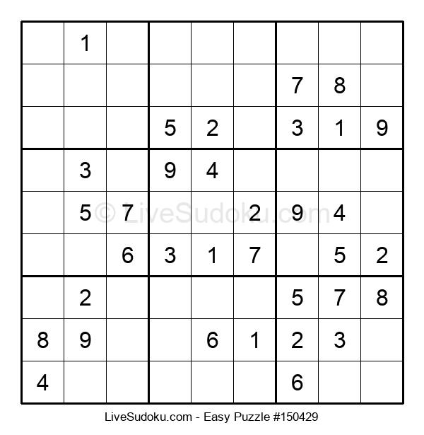 Beginners Puzzle #150429