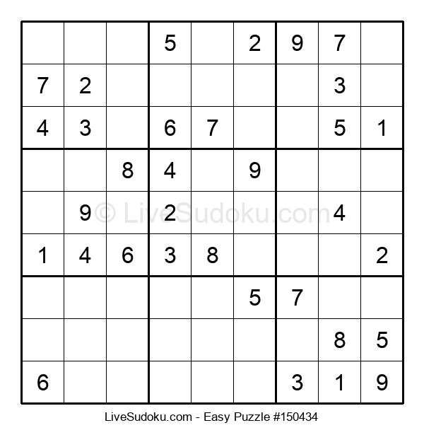 Beginners Puzzle #150434