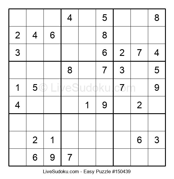 Beginners Puzzle #150439