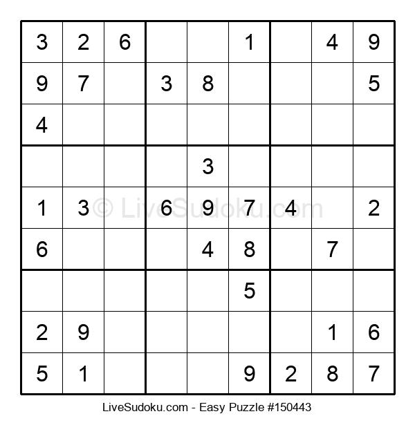 Beginners Puzzle #150443