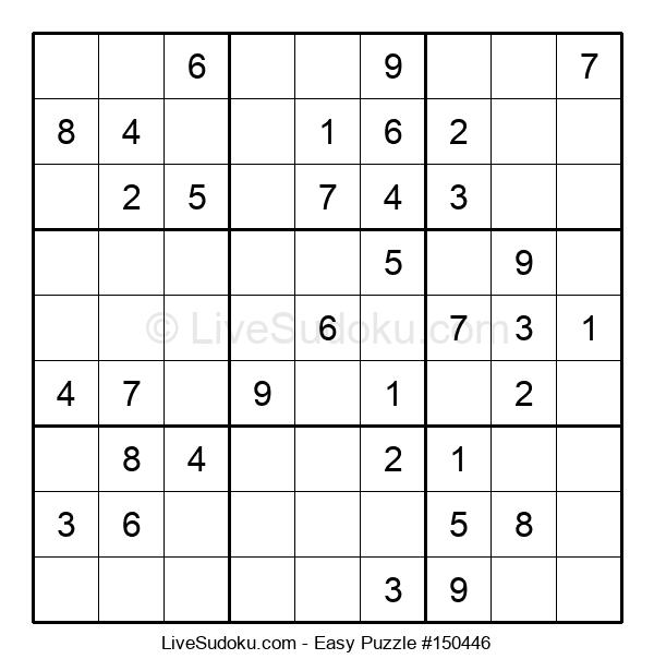 Beginners Puzzle #150446