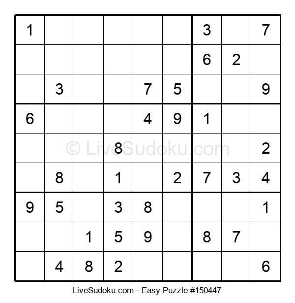 Beginners Puzzle #150447
