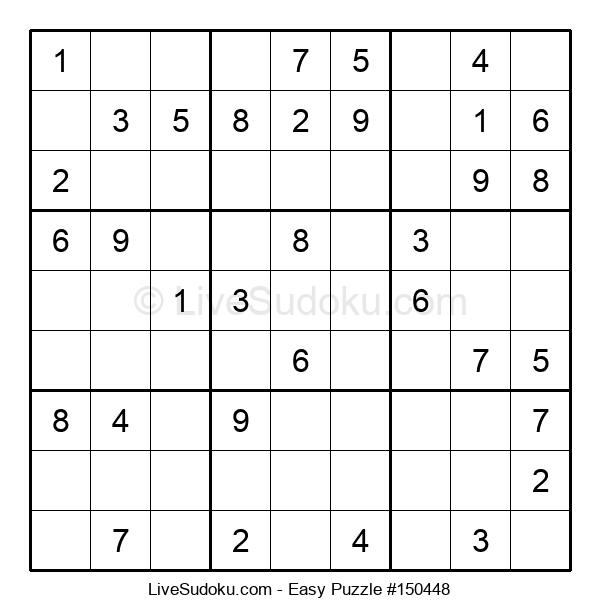 Beginners Puzzle #150448