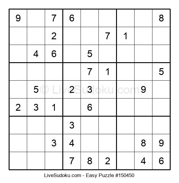 Beginners Puzzle #150450