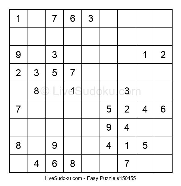 Beginners Puzzle #150455