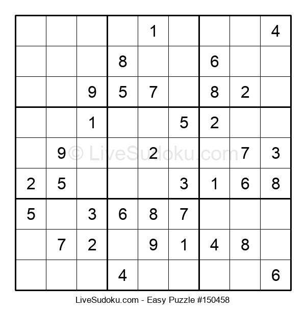 Beginners Puzzle #150458