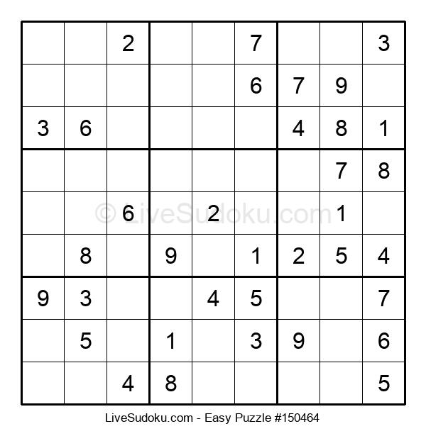 Beginners Puzzle #150464