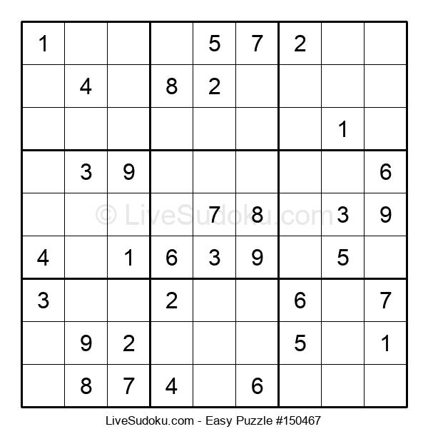 Beginners Puzzle #150467